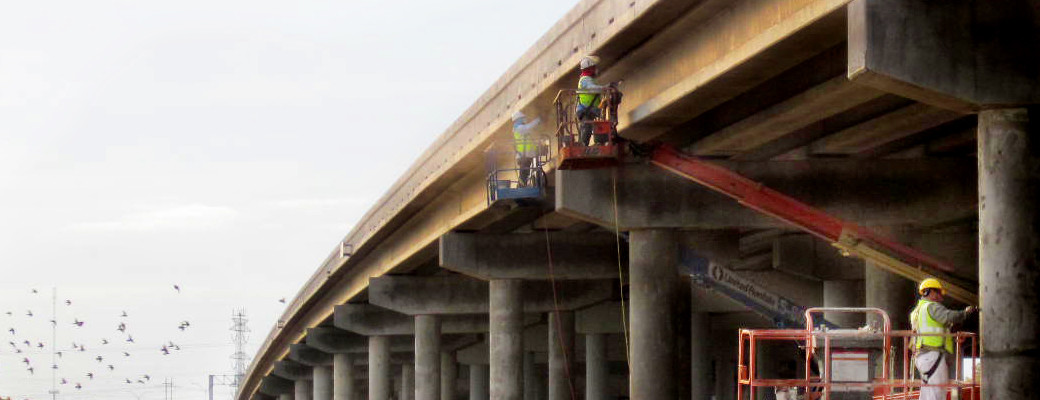 Slider – Overpass Repair