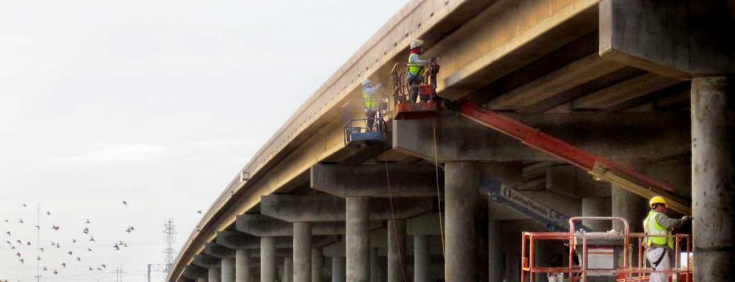 Slider – Overpass Repair